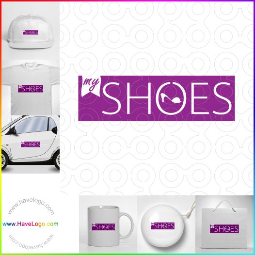 shoe logo - ID:17658