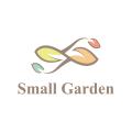 small garden  logo