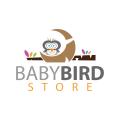 Baby Bird  logo