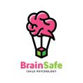 Brain Safe  logo