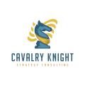Cavalry Knight  logo