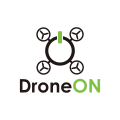 Drone On  logo