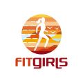 Fit Girls  logo