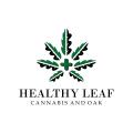 健康葉Logo