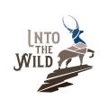 到野外Logo
