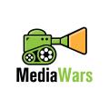 媒體大戰Logo