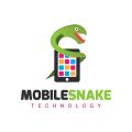 移動的蛇Logo