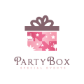 Party Box  logo