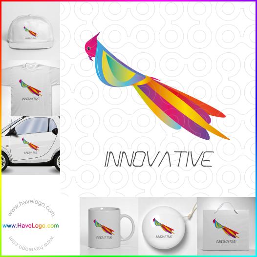 鳥logo設計 - ID:35350