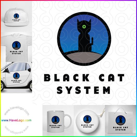 貓logo設計 - ID:27