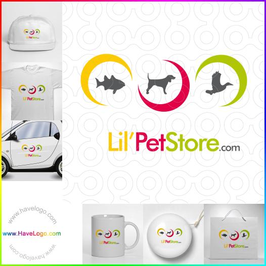 寵物護理中心logo設計 - ID:117