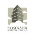 建築Logo