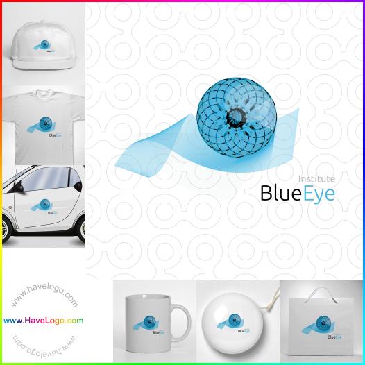eyeglasses logo - ID:56950