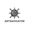 藝術家的博客logo