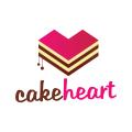 糕點Logo