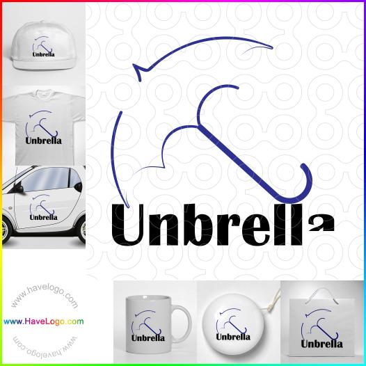 umbrella logo - ID:17782