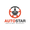 汽車明星Logo