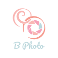 B Photo  logo