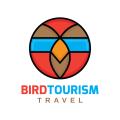 鳥旅遊Logo