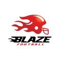 Blaze Football  logo
