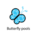 蝴蝶藏Logo