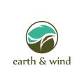 Earth & Wind  logo