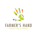Farmers Hand  logo