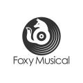 狡猾的音樂Logo