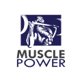 Muscle Power  logo