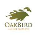 Oak Bird  logo