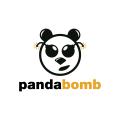 Panda Bomb  logo