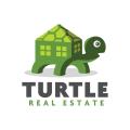 海龜的房地產Logo
