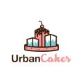 Urban Cakes  logo