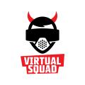 虛擬的陣容Logo