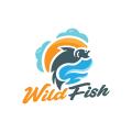 野生魚Logo