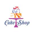 甜點餐飲服務Logo
