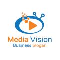 媒體商店Logo