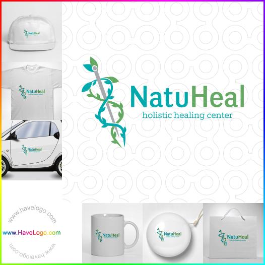 needle logo - ID:43406