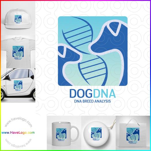 puppy logo - ID:35531