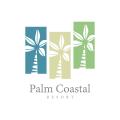 沙灘Logo