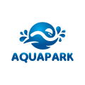 水上公園Logo