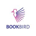 本書 鳥Logo