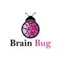 腦蟲Logo
