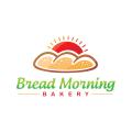 Bread Morning Bakery  logo
