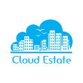 Cloud Estate  logo