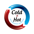 Cold and Hot  logo