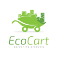 Eco Cart Gardening Products  logo