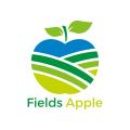Fields Apple  logo