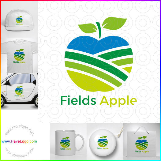 蘋果logo - ID:61596