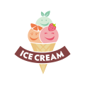 水果冰淇淋Logo